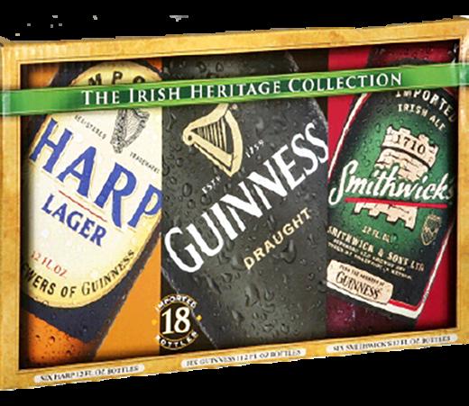 IRISH HERITAGE CLUB PACK