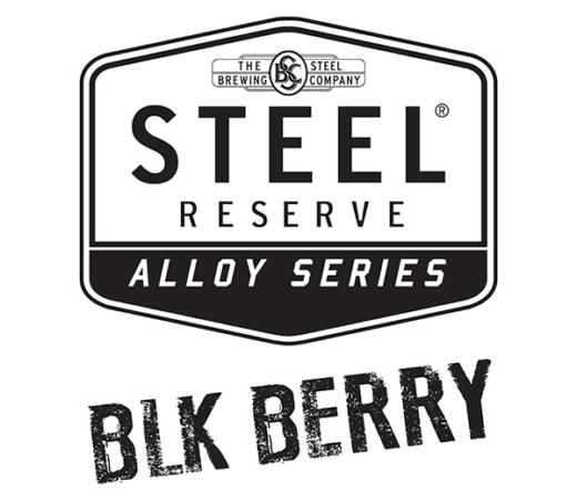 STEEL RESERVE BLK BERRY