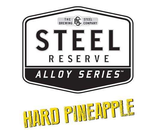 STEEL RESERVE HARD PINEAPPLE