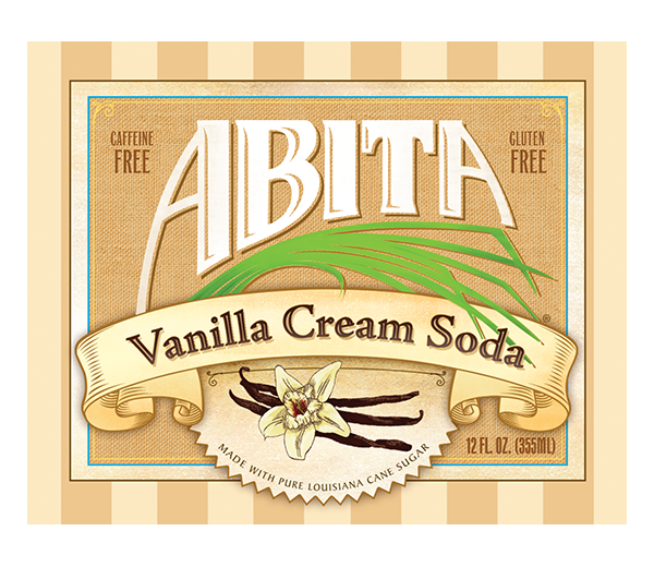ABITA VANILLA CREAM SODA