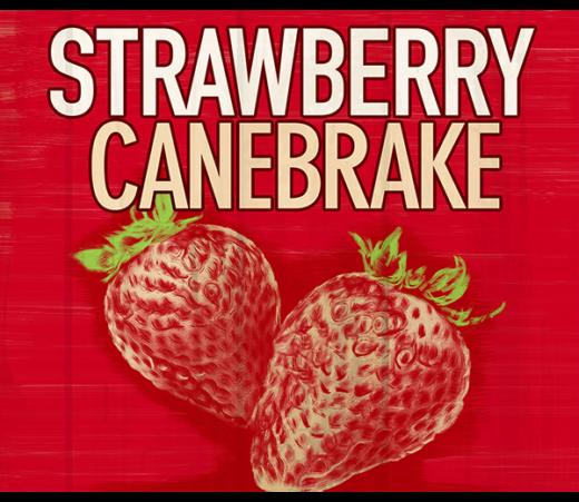 PARISH STRAWBERRY CANEBRAKE