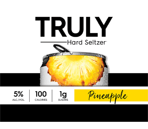TRULY PINEAPPLE