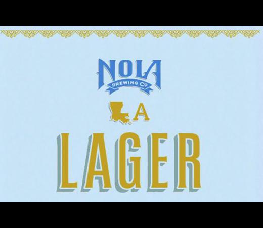 NOLA LA LAGER
