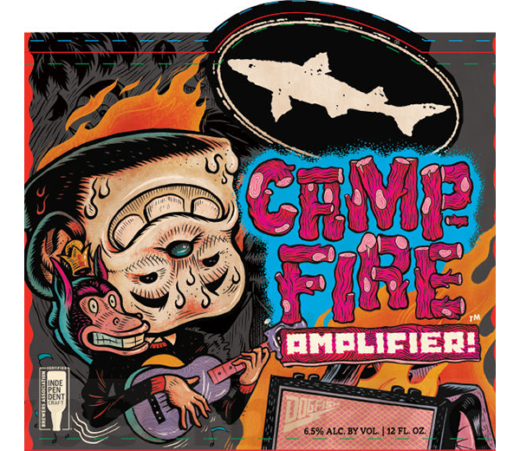 DOGFISH CAMPFIRE AMPLIFIER