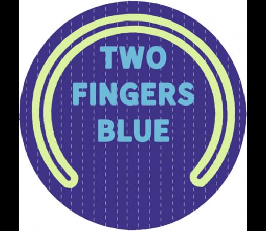 PARISH SIPS TWO FINGERS BLUE