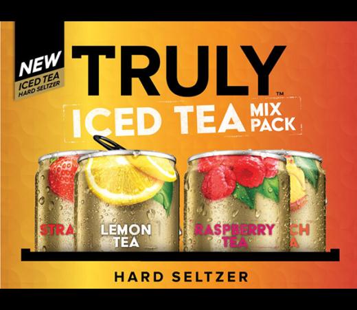 TRULY ICED TEA VARIETY