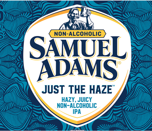 SAMUEL ADAMS JUST THE HAZE NA