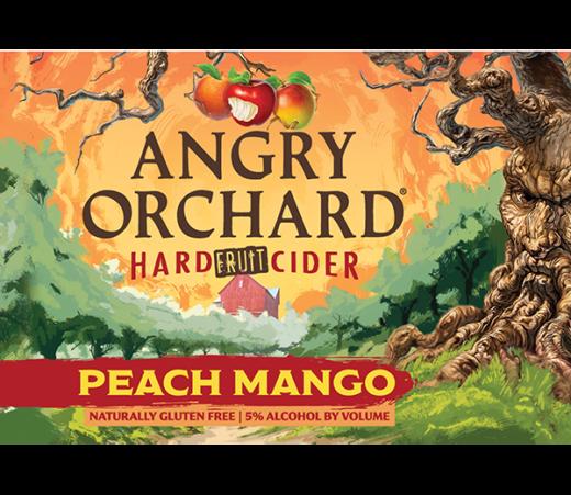 ANGRY ORCHARD PEACH MANGO
