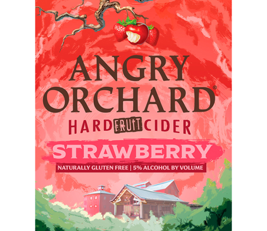ANGRY ORCHARD STRAWBERRY