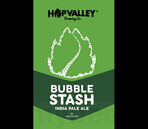 HOP VALLEY BUBBLES STASH IPA