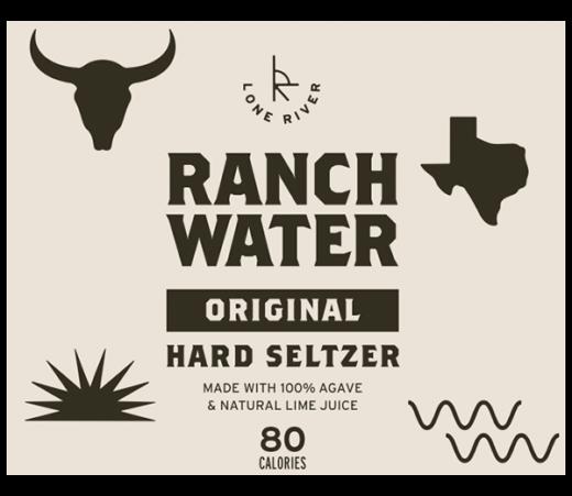 LONE RIVER RANCH WATER ORIGINAL
