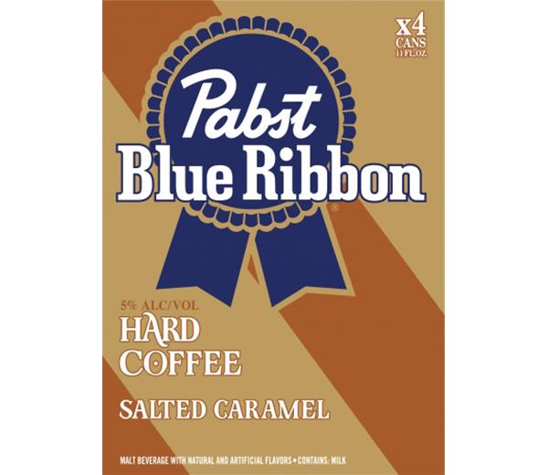 PABST HARD COFFEE SALTED CARAMEL