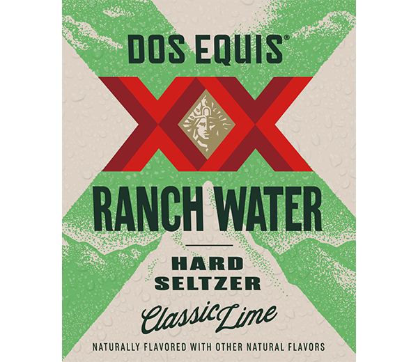 DOS EQUIS XX RANCH WATER